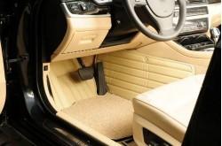 Коврики из экокожи Audi Q7 lux