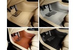 Коврики из экокожи Porsche Cayenne