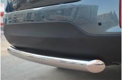 Защита заднего бампера D76 для KIA Sorento II 2012-2014