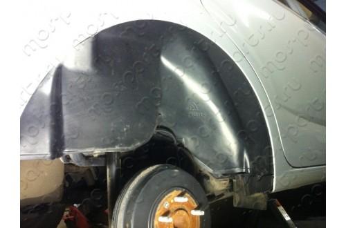 Подкрылки Chevrolet Aveo седан