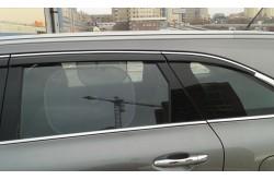 Дефлекторы боковых окон Kia Sorento Prime