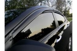 Дефлекторы боковых окон Mugen Hyundai Solaris седан
