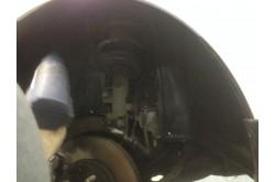 Подкрылки Kia Rio