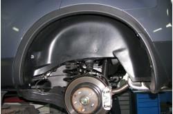 Подкрылки Nissan Qashqai 2