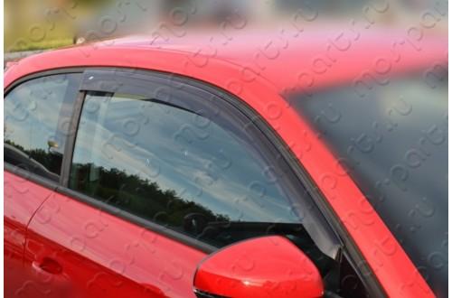 Дефлекторы окон Audi A1 3 дверный хэтчбек