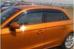 Дефлекторы окон Audi A1 5 дверный хэтчбек