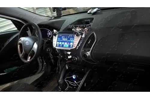 NaviPilot DROID2 на Тойоты с установкой