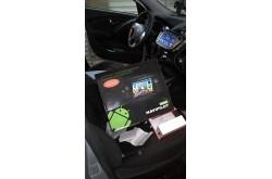 NaviPilot DROID2 на Тойоту с установкой