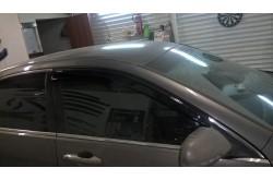 Дефлекторы окон Mugen Honda Accord VII 2002-2008