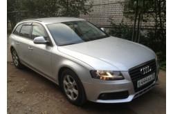 Дефлекторы окон Audi A4 B8 универсал