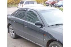 Дефлекторы окон Audi A4 B5 седан