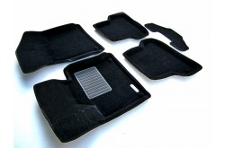 3д коврики Acura MDX 2