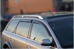 Дефлекторы окон Audi A6 C5 олроуд