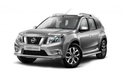 Пороги Nissan Terrano 2014