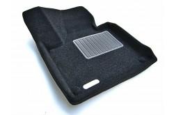 Текстильные 3D коврики в салон авто