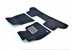 3D коврики Toyota FJ Cruiser