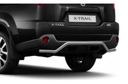 Защита заднего бампера Ø51 мм Nissan X-Trail