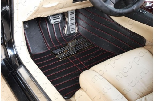 Коврики из экокожи Audi TT III