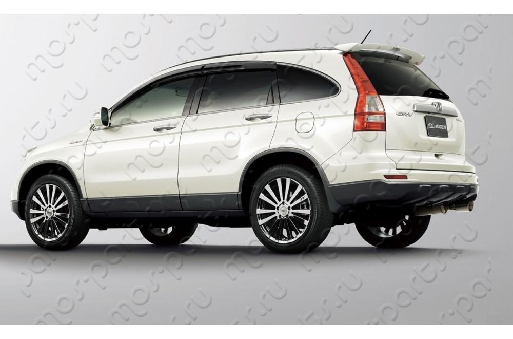 Спойлер задней двери OEM Mugen Honda CR-V 3 - mos-parts