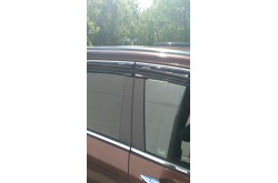 Дефлекторы боковых окон Mugen Honda CRV 3