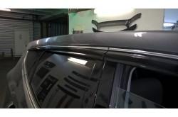 Дефлекторы боковых окон Hyundai Santa Fe 3
