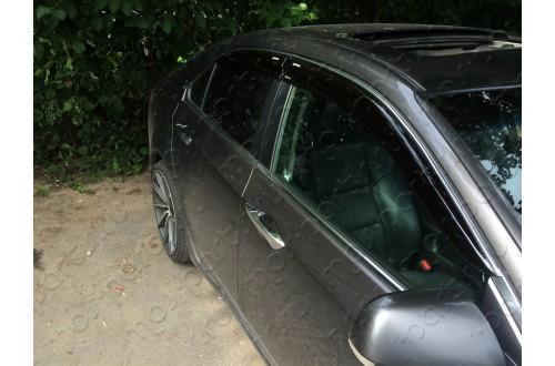 Дефлекторы боковых окон Mugen Honda Accord 8