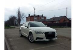 Дефлекторы окон Audi A3 8V седан
