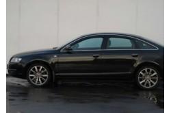 Дефлекторы боковых окон Audi A6 C6 седан