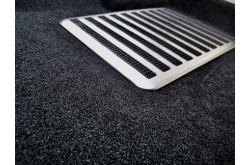 Текстильные коврики 3д люкс Honda Accord 8