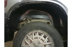 Подкрылки Kia Sportage 1993-2006