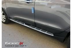 Пороги Hyundai IX35 Maxcruze Mobis