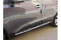 Пороги Hyundai IX35 Mobis