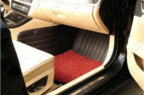 Коврики из экокожи Honda CRV IV Lux