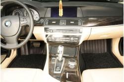 Коврики из экокожи Honda Accord 9 с подкладкой