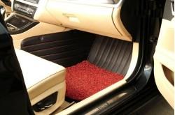 Коврики из экокожи Toyota Highlander II Lux