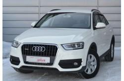 Дефлекторы боковых окон Audi Q3