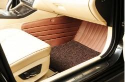 Коврики из экокожи Toyota Camry XV40 Lux